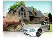 Кредит под залог недвижимости и авто от 2% в мес!